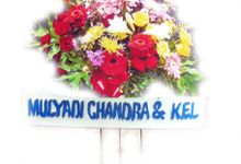 Contoh Bunga Papan dan Rangkaian Bunga by Tania Florist