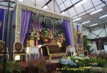 Wedding day Adha - Nur by Link Wedding Planner