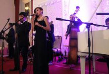 Balai Sudirman - Tika & Seto Wedding Reception by Jova Musique