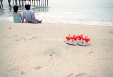 Prewedding of frisna + nanda by The Move Up Portraiture
