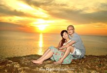 pre & wedding shoot by Lay Pelangi Studio