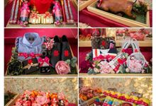 RUstic Box sangjit by lievelingwedding by LievelingWedding