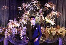 MC Wedding Intimate Ayana Midplaza Jakarta - Anthony Stevven by Anthony Stevven