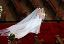 WEDDING GOWN by Peter Lim