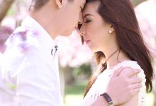 Khariz & Arlyn by Diera Bachir Photography