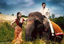 Nadya Pre Wedding by Fabio Lorenzo Wedding Photography