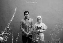 Engagement Yuna Dan Zaki by thustelphotography