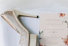 #SMLOVESTORY by Lumiere Bridal Shoes