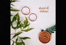 Wedding Ring : David & Debora by The Glint & Glaze