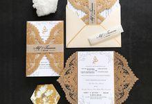 LASERCUT INVITATION by Ello Props