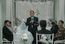 Wedding Agita + Nilla by senamastudio