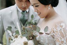 Andrew & Patricia by Reverose Flower Studio