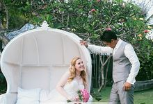 Anna & Rigan by Bali Events Master, Weddings & Events