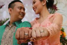 engagment day dhimas - kartika by Link Wedding Planner