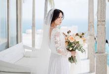The Wedding of Willyanto & Luphyta by Bali Wedding Atelier
