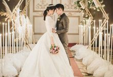 Fredy and Veronilyn Wedding by Solo Baru Int. Tailor