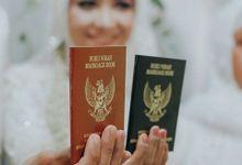 Wedding Rully + Nurul by senamastudio