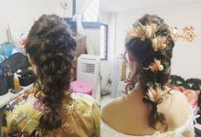 Church Wedding by WillieHaz Hair & Beauty