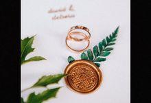 Wedding Ring : David & Debora by The Glint & Glaze