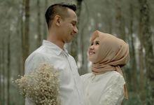 Prewedding Rully + Nurul by senamastudio