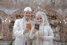 Album Wedding by Aksi Photography
