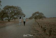 Prewedding Galea + Imad by senamastudio