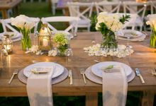 Garden Wedding by Bali Event Hire