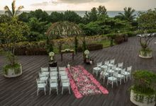 Wedding at Sheraton Bali Kuta Resort by Sheraton Bali Kuta Resort