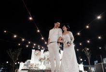 Wedding Nabilla Elya + Rendy Satriapoku by senamastudio