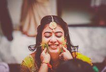 Nidhi & Apurva by Parinay Pixels