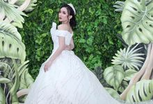 The Harmony of Queen Fashion show by Queen Gracia Bridal