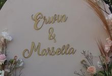 Marsella & Erwin 29.06.2019 by Oma Thia's Kitchen Catering
