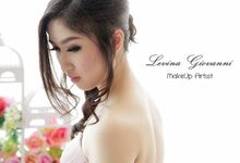 presweet - sweet 17th makeup by Levina Giovanni MakeUp Artist
