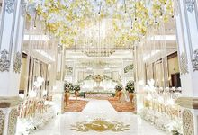 JW Marriot Ballroom by Pisilia Wedding Decoration
