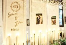Steven & Dea  by indodecor