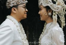The Wedding Of Tantri & Agung by Kawaninaproject