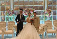 MC-Ing Wedding Ceremony of Anton and Wulan by Ws Entertainment
