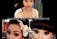 WEDDING DAY by Debo Make up Artist