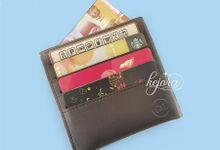 Dompet Kartu Empat Selip by Kejora Gift & Souvenir
