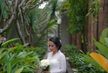 Wedding Christo Lia by Gphotography