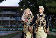 Minang Wedding by Alunan Story Photography