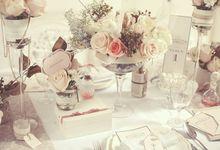 a beautiful dream by Tea Rose Wedding Designer