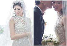 Vincent & Novi Wedding by VAMIO