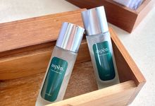 Exclusive Natural Deodorant Spray Set for Souvenirs by by the aspèn