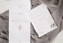 The Wedding of David & Vhina by Artemis Creation