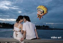 Prewedding outdoor by Video Art