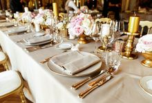 """French Love by French & Oriental Wedding Planner & Design """"Agency Mira Michael"""""""