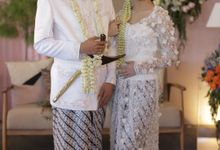Rustic Wedding Riana & Fakhril by Fuerte Garden