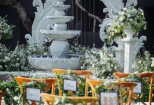 St. Regis Wedding Decoration by Bali Wedding Service