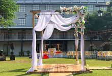 Adit & Rani by indodecor